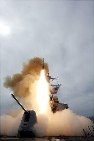 Destroyers with ballistic missile defense capability heading to Japan