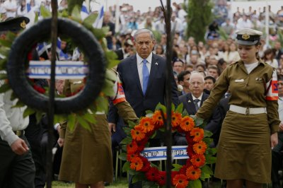 Israel marks a somber Memorial Day