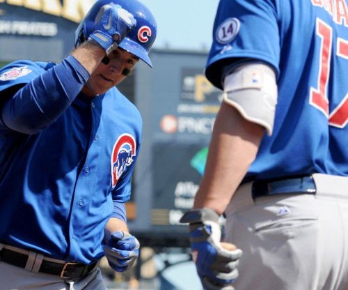 Anthony Rizzo's homer propels Chicago Cubs past Pittsburgh Pirates