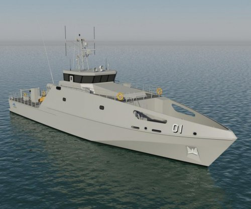 Australia orders patrol boats from Austal