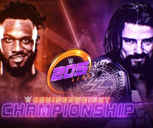 Rich Swann crowned new Cruiserweight champion on debut episode of WWE 205 Live