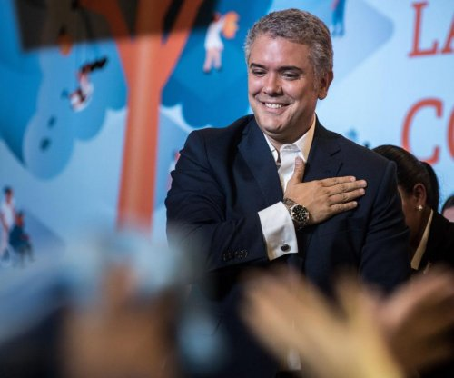 Ivan Duque wins Colombian presidential race