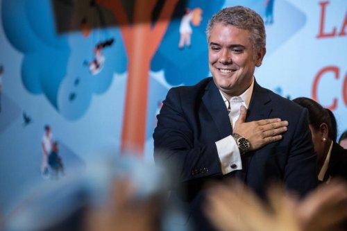 Ivan Duque wins Colombian presidential race