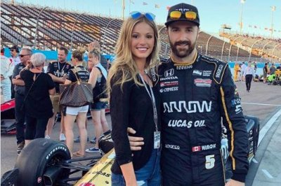 'Dancing with the Stars' alum James Hinchcliffe is engaged