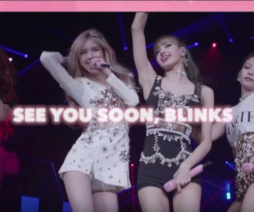 Black Pink teases private stage concert 'Chapter 1'