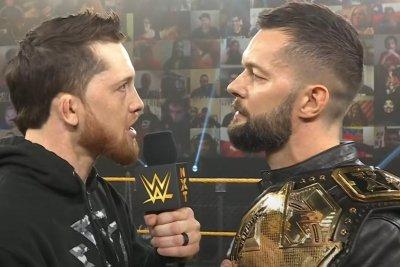 WWE NXT: Finn Balor confronts Kyle O'Reilly
