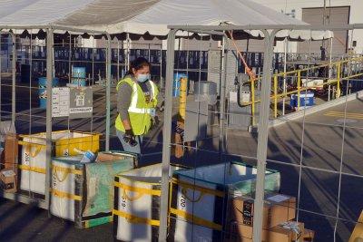 California passes bill targeting Amazon warehouse speed quotas