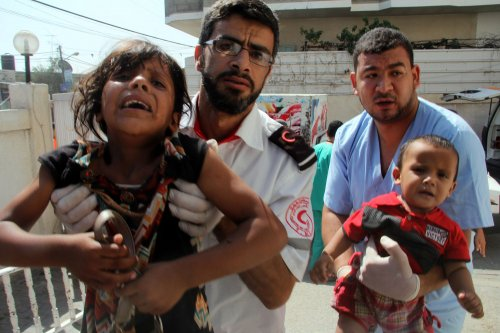 John Kerry: Collapse of 72-hour Gaza cease-fire an 'outrageous violation'