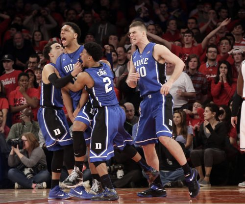 No. 3 Duke routs Wake Forest