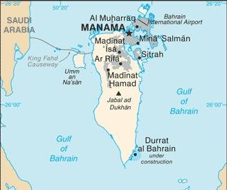 Bomb attack in Bahrain kills two police officers