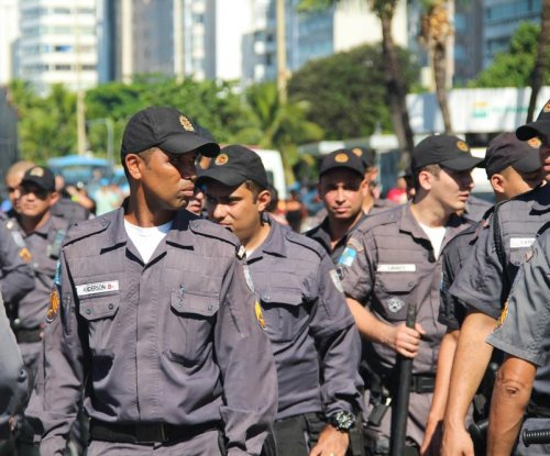Brazil, police at odds on security readiness for Olympics