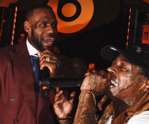 LeBron James reunites Lil Wayne, Juvenile, Young Turk, and Mannie Fresh