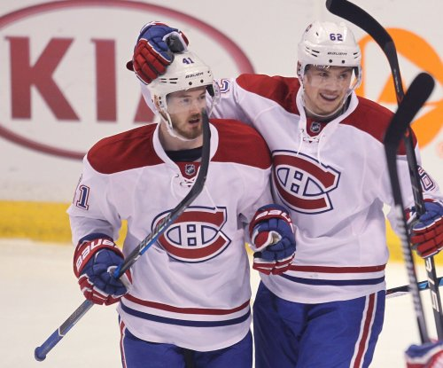Montreal Canadiens take down Columbus Blue Jackets in OT