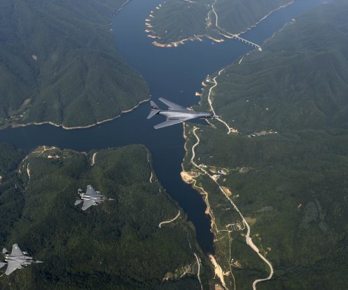 North Korea charges U.S. with secretly deploying supersonic bomber