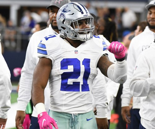 Ezekiel Elliott wants to get better at second level
