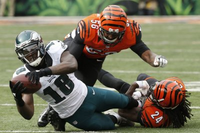 Philadelphia Eagles Dorial Green-Beckham again on the bubble