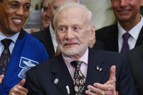 Famous birthdays for Jan. 20: Buzz Aldrin, Evan Peters