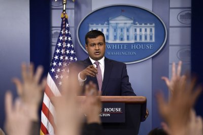 Watch live: Raj Shah gives White House press briefing