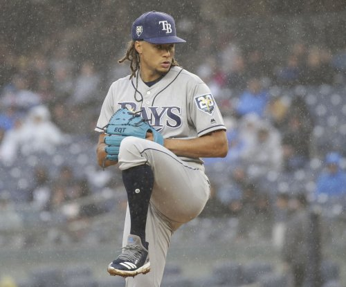 Archer's start for Rays vs. Marlins may be trade audition