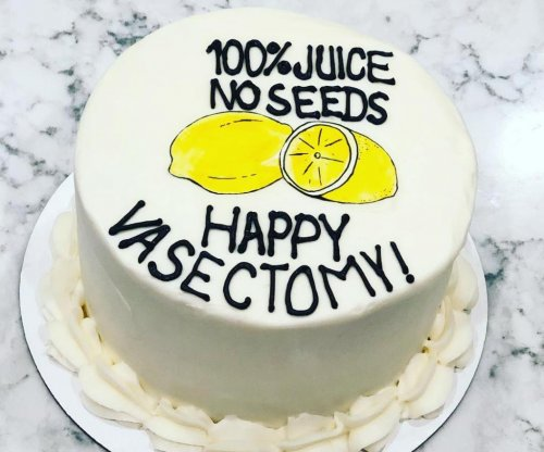 Bakery's 'Happy Vasectomy' cake goes viral
