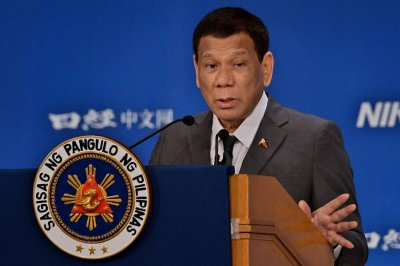 Philippines rolls out China's Sinovac vaccine as Duterte expresses gratitude