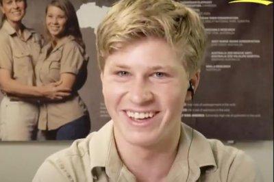 Robert Irwin says he will take Bindi Irwin's daughter on adventures