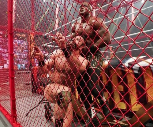 WWE Hell in a Cell: Bobby Lashley, Drew McIntyre go to war