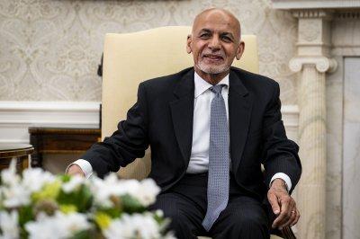 Ex-Afghan President Ashraf Ghani denies that he fled with millions of dollars