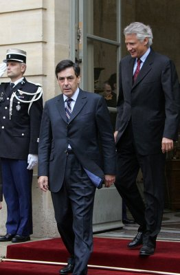Ex-French prime minister stands trial