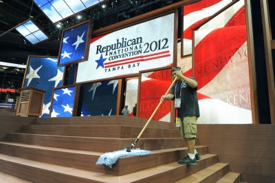 RNC opens, goes into recess