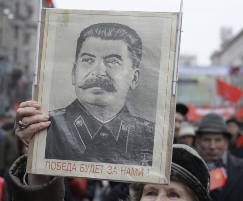 Highlights in the life of Josef Stalin