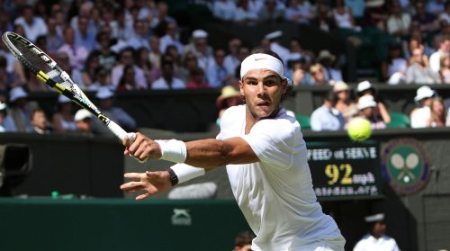 Nadal, Murray win in straight sets