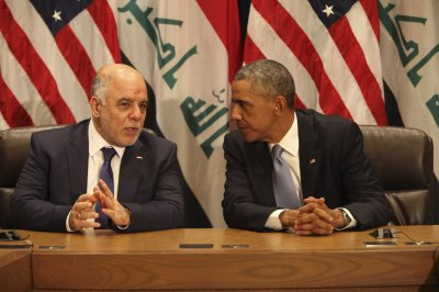 Iraqi Prime Minister Haider al-Abadi 'totally' opposed to Arab airstrikes in Iraq