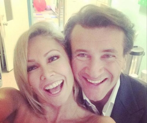 Kym Johnson dating 'Dancing' partner Robert Herjavec?