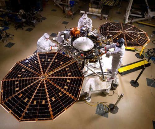 NASA begins testing Mars lander InSight