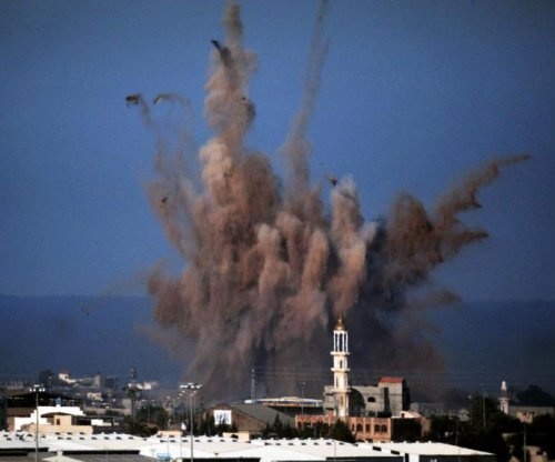 Israel responds to Gaza rocket attack by launching airstrike