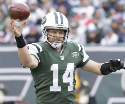 New York Jets' Ryan Fitzpatrick wants to prove his value