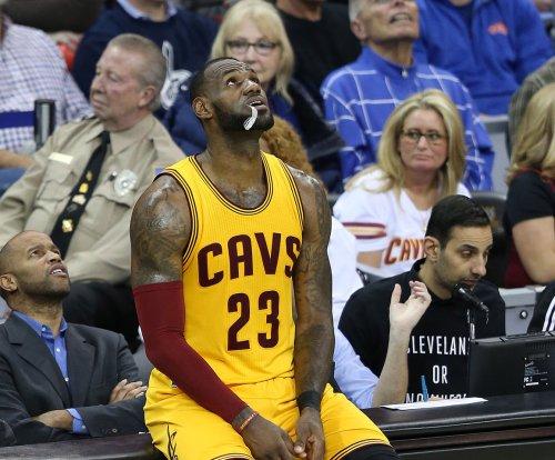 Cleveland Cavaliers will wear Goodyear's Wingfoot patch on jerseys