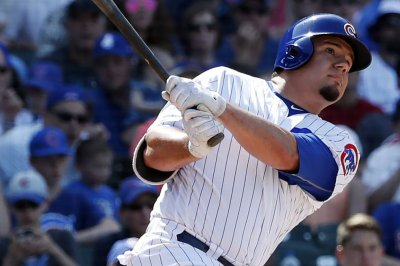 Report: Chicago Cubs offered Kyle Schwarber in trade for Detroit Tigers P Michael Fulmer