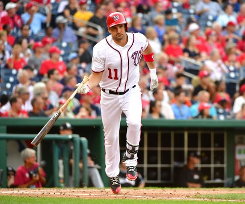 Ryan Zimmerman's 2 HRs propel Washington Nationals past Los Angeles Dodgers