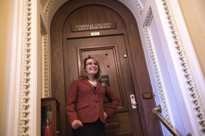 Dem cloakroom in Capitol named for assassination targets Giffords, Ryan