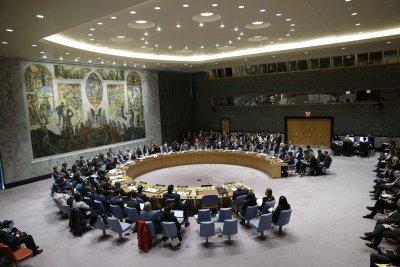 Russia vetoes U.N. resolution condemning Iran sanctions violation