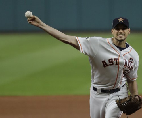 Astros, Indians reconvene to wrap up season series