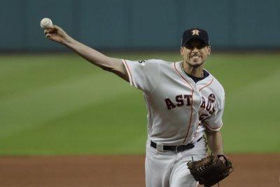 Astros, Indians reconvene to wrap up season series