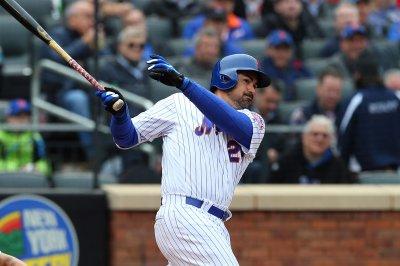 Adrian Gonzalez: New York Mets release veteran first baseman
