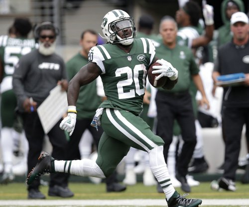 New York Jets place RB Isaiah Crowell on IR