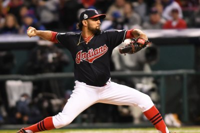 Cleveland Indians place All-Star pitcher Danny Salazar on 10-day IL
