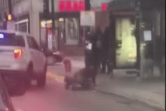 Chicago probing video of police officer slamming man to the ground