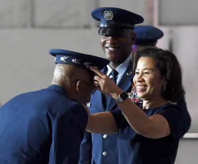 Charles Q. Brown as Air Force's first Black chief of staff