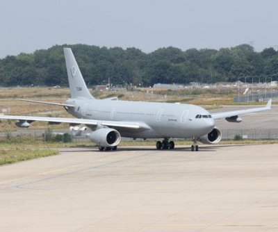 NATO receives 2nd Airbus A330 for fleet of multi-role aircraft